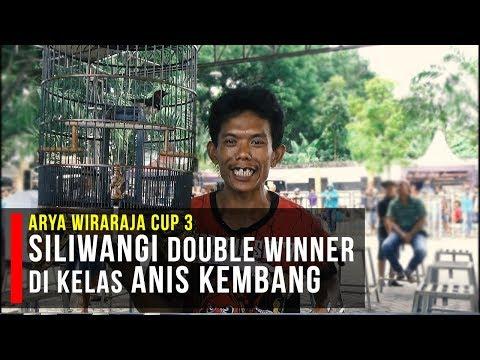 SILIWANGI DOUBLE WINNER DI KELAS ANIS KEMBANG