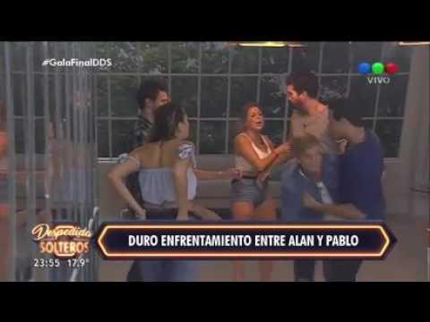 Alan y Karen vs. Pablo y Angie: agresión al límite - Despedida de Solteros