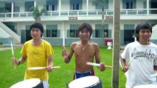 TDC 2009 China Fish Drumline-Snare solo-All of my heart