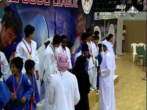 UAE JUDO LEAGUE 2013 ( part 2)