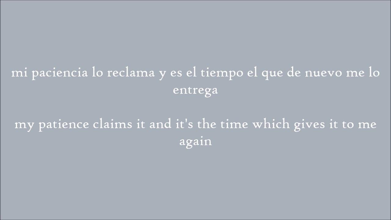El Puchero del Hortelano - Tiempo [Spanish and English]