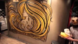 AnonymouS Bar Prague vs Door 74 Amsterdam