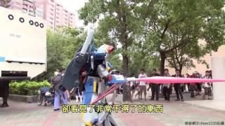 COSPLAY ZZ GUNDAM OP1 ~アニメじゃない~