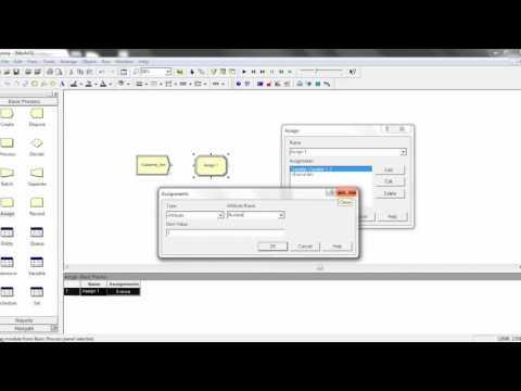 Basic Arena Tools: Assign Module