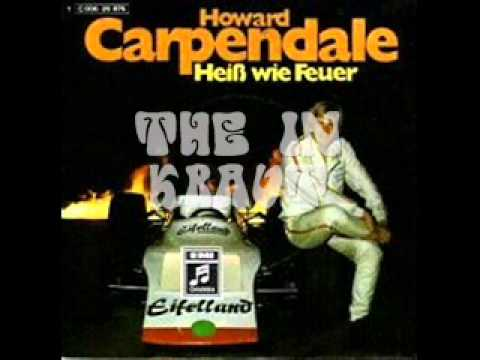 HOWARD CARPENDALE - Heiß wie Feuer (Ring of Fire Coverversion ...
