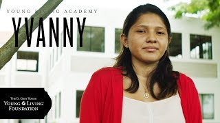 Young Living Academy: Yvanny
