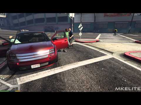 Fast Motion Hack - GTA V PC Funny Moments Commentary HD