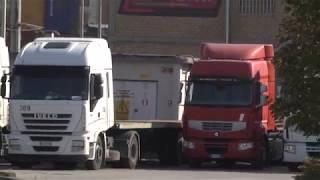 Sciopero dei trasporti, presidio in Porto 30-10-2017