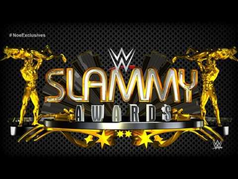 WWE: The Slammy Awards 2015 OFFICIAL Theme Song -