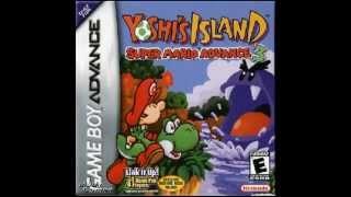 Super Mario Advance 3 Yoshis Island - Story Music Box - Intro