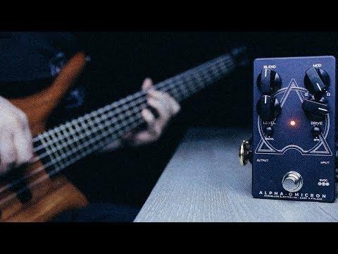 Alpha·Omicron demo by Chris Kollias