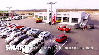 Take Advantage of the Jeep Adventure Days at Smart CDJR | Test Drive a New Jeep Today!