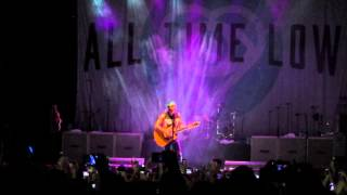 All Time Low - Therapy live Sentrum Scene 2015