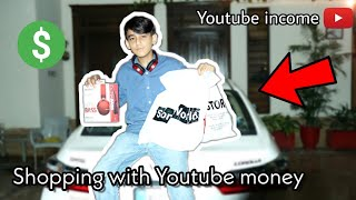 Gambar cover Shopping with Youtube Money💵 | Vlog | Pros Lab