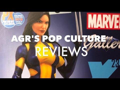 X-23 Unmasked SDCC 2018 Pvc Figure Diamond MARVEL Marvel Gallery
