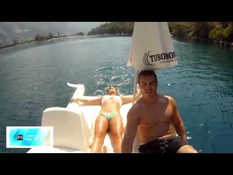 Olu Deniz Turkey Holiday 2014 GoPro