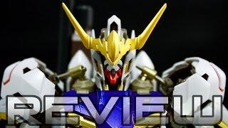Hi-Resolution ASW-G-08 Gundam Barbatos Review - IRON BLOODED ORPHANS - Part 3