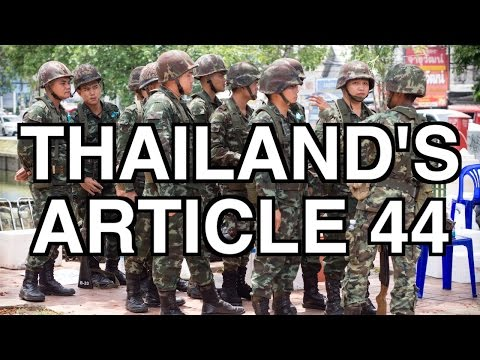The skinny on Article 44, Malaysia and sedition laws, cyber attack penalties, and more