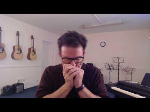 Stone Fox Chase  Solo Harmonica Arrangement