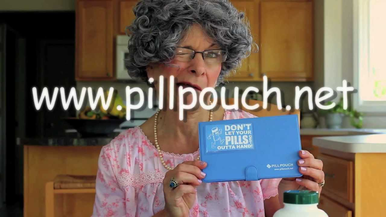 The Best Med List | The Pill Pouch