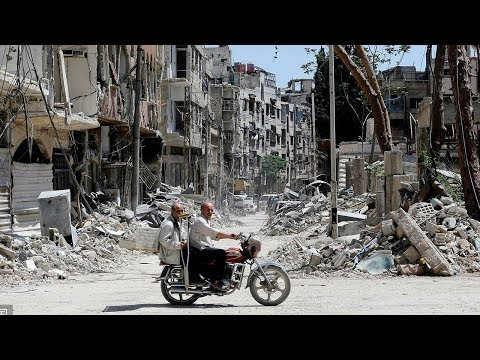 OPCW experts enter Douma to investigate alleged chemical attack