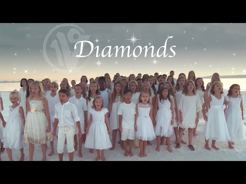 'Diamonds' by Rihanna (written by Sia) | Cover by One Voice Children's Choir