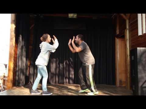 TUTORIAL coreografía PAM PAM