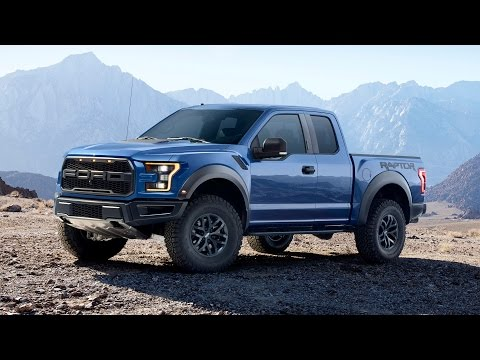 Ford F-150 Raptor 2017 (Imagenes Oficiales)