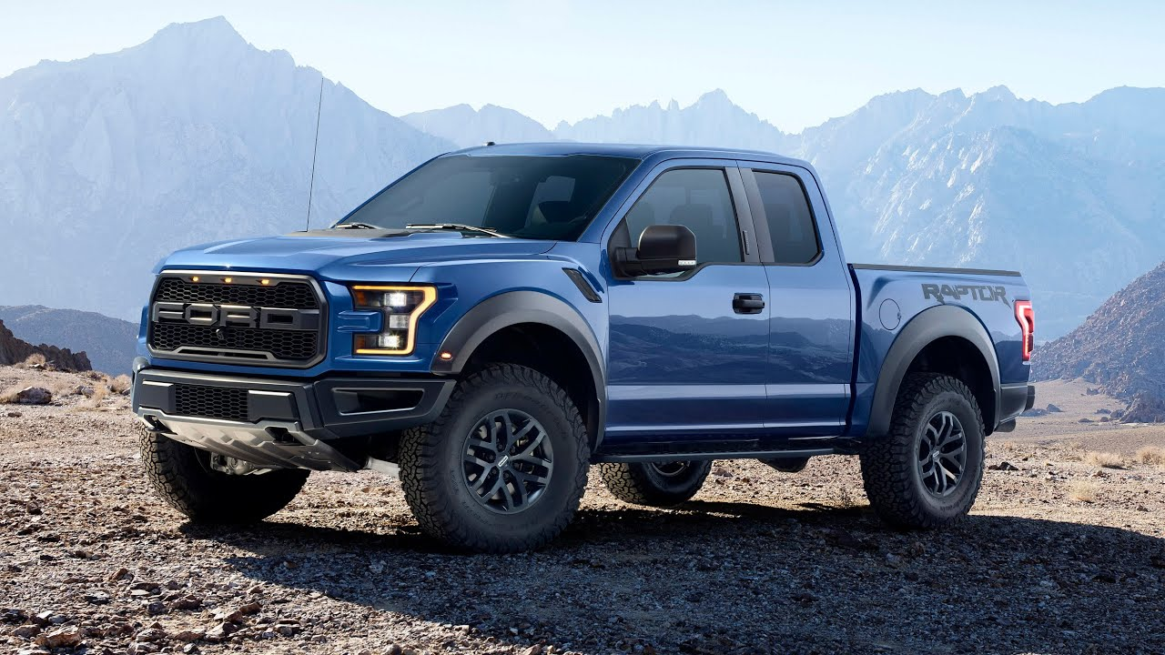 Ford f 150 raptor 2017 imagenes oficiales youtube ford f 150 raptor 2017 imagenes oficiales voltagebd Images
