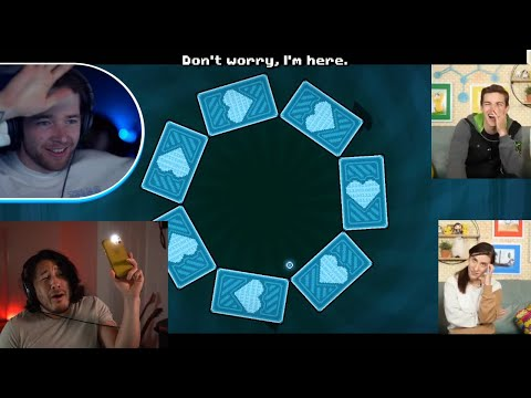 Gamers react to GiGi's song in There Is No Game: Wrong Dimension.