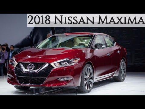 2018 Nissan Maxima Specs, New Interior and Exterior Review