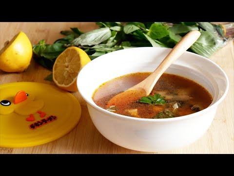 soupe-thaï-au-poulet-facile-🍜🥢