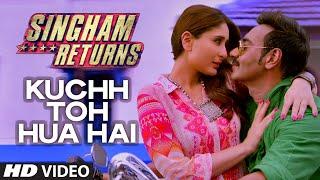 Exclusive: Kuchh Toh Hua Hai   Singham Returns   Tulsi Kumar   Ankit Tiwari