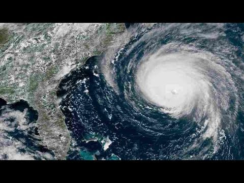Live Stream for Hurricane Florence in Raleigh, NC