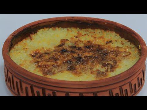 أرز باللبن | نجلاء الشرشابي