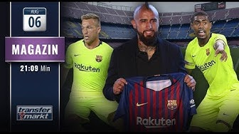 Kader-Planspiele 2018/19: FC Barcelona im Fokus   TRANSFERMARKT