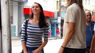 Speaking Norwegian to Brazilian Girls!
