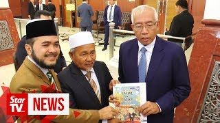 Opposition MPs critical over Speaker's rejection to debate over controversial comic book