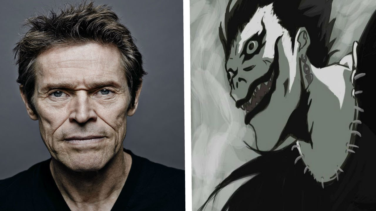 Netflix Death Note Live Action Film Willem Dafoe Is Ryuk
