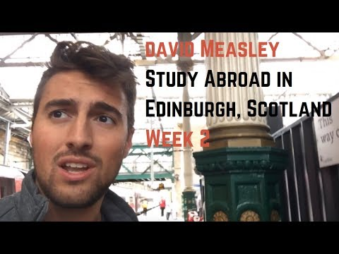 David Beasley: Study Abroad in Edinburgh #2