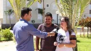 Obra entregue em Araçatuba: Parque Adorate. Clientes MRV recebem as chaves