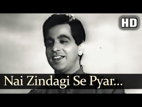 Nai Zindagi Se Pyar | Shikast Songs | Dilip Kumar |...