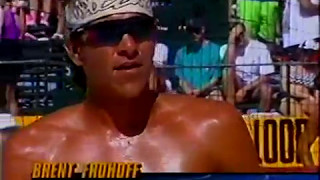 AVP Volleyball 1993 King Of The Beach