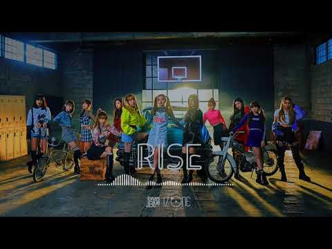 RISE - DJ JonasBlue Ft IZ*ONE