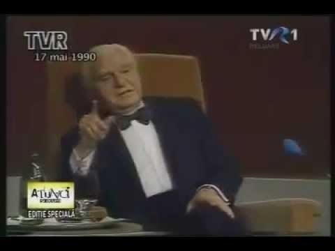 Definiţia democraţiei dată de Ion Raţiu (mai, 1990)