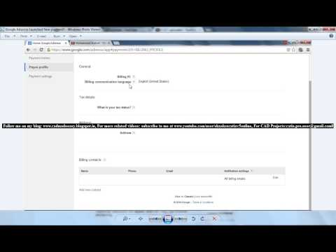 EFT PAYMENT LAUNCHED BY GOOGLE ADSENSE FOR INDIA-PART 2-IFSC,SWIFT,LINK NEW BANK ACC