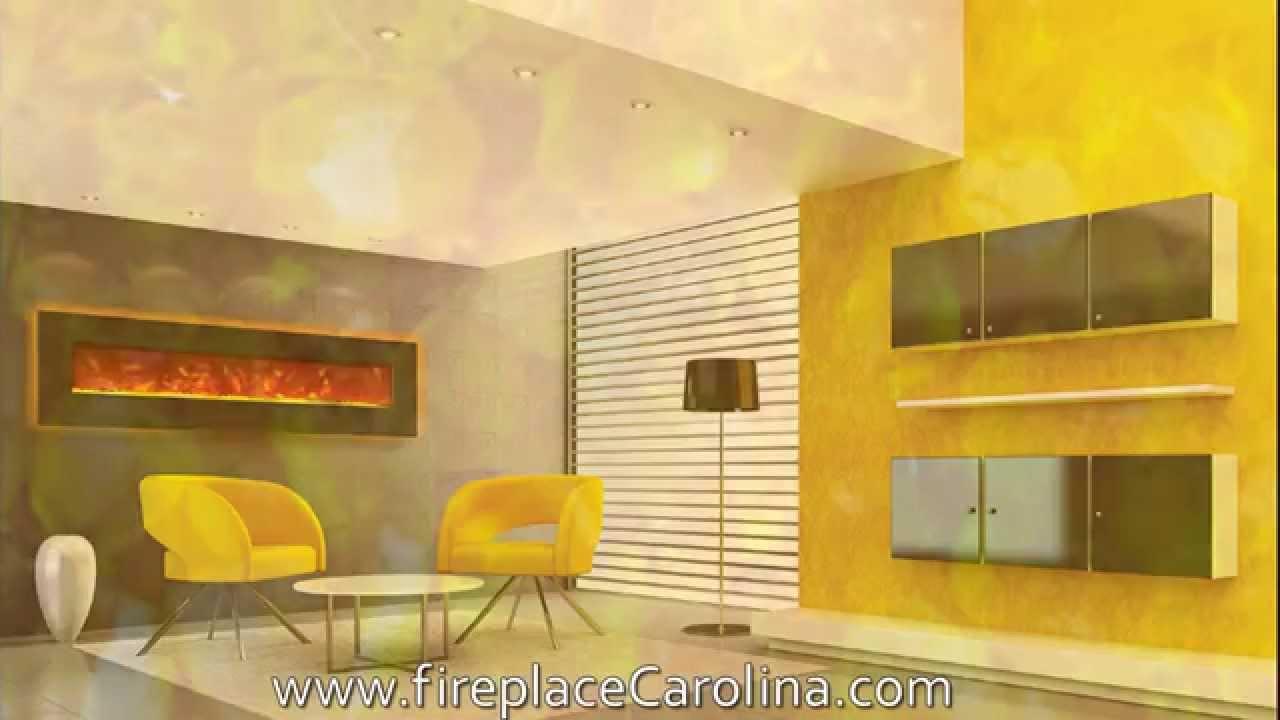 Electric Fireplaces Amantii - YouTube