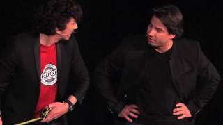 Jérémy Ferrari et Arnaud Tsamere