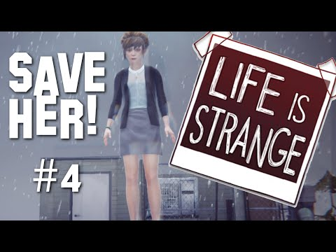 TRYING TO SAVE HER! - Life Is Strange Part 4