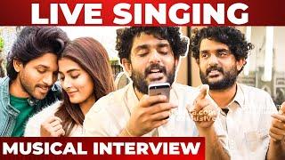 Sid Sriram Sings Samajavaragamana In Tamil, His Favourite Songs, Song For Fans -Sid Sriram Interview